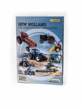 New Holland Panini sticker album -