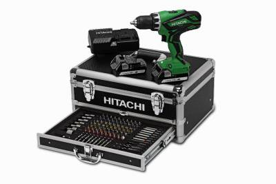 Hitachi 18v Power Box Set 2.0 -