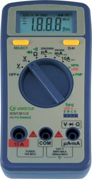 Digitale multimeter  -