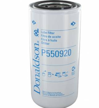 P550920 Donaldson oliefilter -