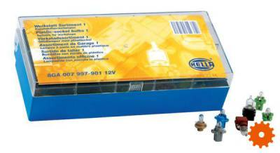 Mini - Gloeilampenset 12V - 8GA007997901