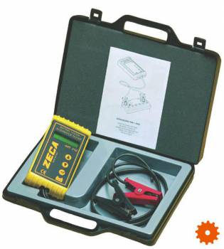 Accutester/Voltmeter digitaal -