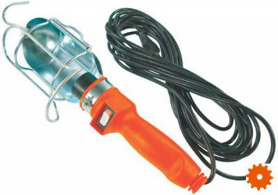 Looplamp 230V, 60W -