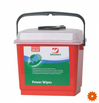 Power wipes Dreumex -