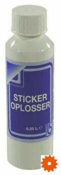 Stickeroplosser 250ml -