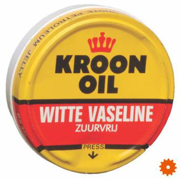 Witte vaseline Kroon-oil - SP003010