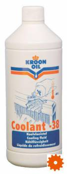 Koelvloeistof coolant -38°C Kroon-oil - SP04212