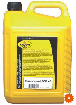 Compressorolie SCO46 Kroon-oil - SP33551