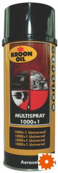 Multispray 1000+1 universeel 400ml - SP40001