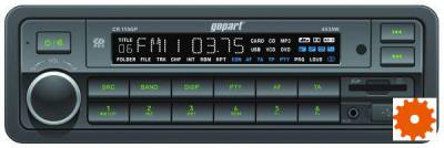 Radio MP3 - CR110GP