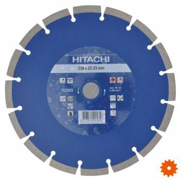 752852 Diamantzaagbl. Beton 125mm -