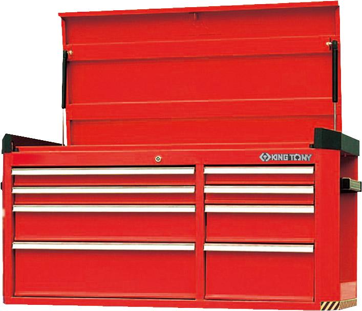 Metalen Afsluitbare Kast.Metalen Koffer 8 Laden Met Hoge Afsluitbare Kast Tractor