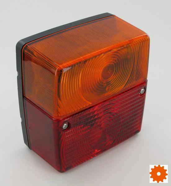 Achterlamp jokon tractor onderdelen en andere for Tractor verlichting